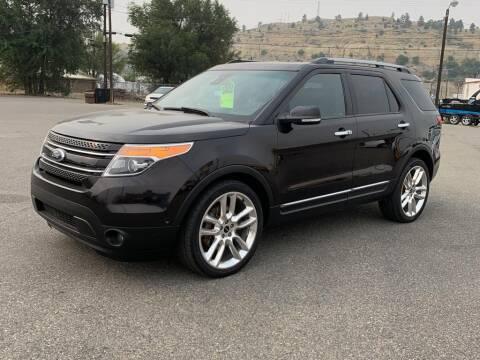 2014 Ford Explorer for sale at Billings Auto Finder in Billings MT