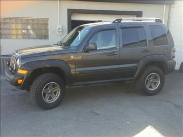 2006 Jeep Liberty for sale at Billings Auto Finder in Billings MT