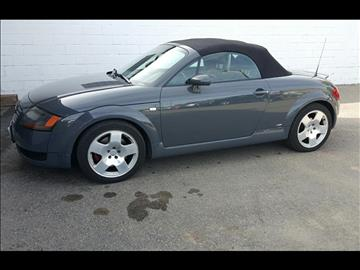 2001 Audi TT for sale at Billings Auto Finder in Billings MT