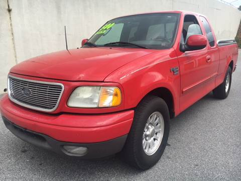 2003 Ford F-150 for sale at Pendergrass Public Auto Auction in Pendergrass GA