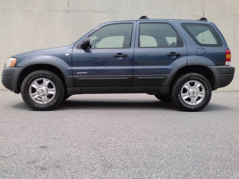 2001 Ford Escape for sale at PENDERGRASS PUBLIC AUTO AUCTION in Pendergrass GA