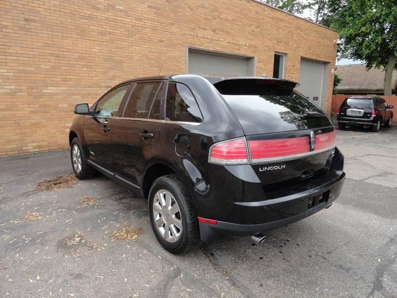 2007 Lincoln MKX AWD 4dr SUV - Grand Rapids MI
