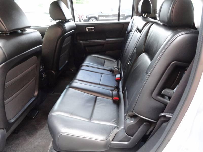 2011 Honda Pilot 4x4 EX-L 4dr SUV - Grand Rapids MI