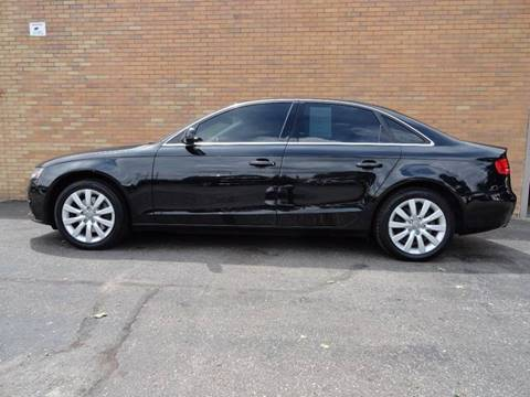 2012 Audi A4 for sale in Grand Rapids, MI