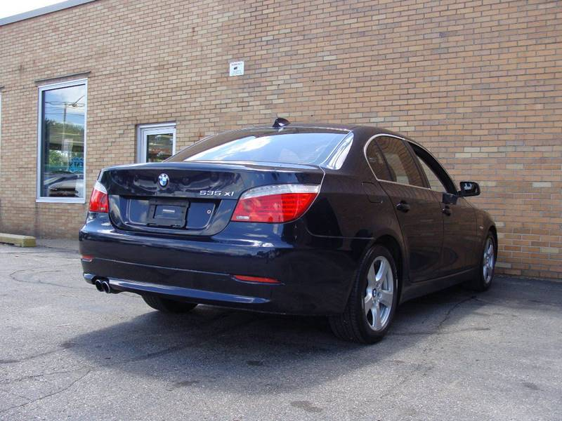 2008 BMW 5 Series AWD 535xi 4dr Sedan - Grand Rapids MI