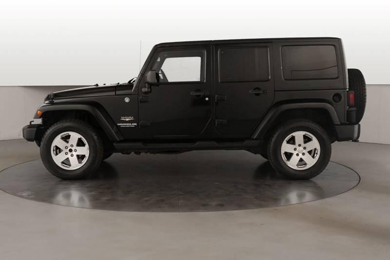 Jeep Dealership Grand Rapids Mi >> 2011 Jeep Wrangler Unlimited 4x4 Sahara 4dr SUV In Grand Rapids MI - Auto Sport INC