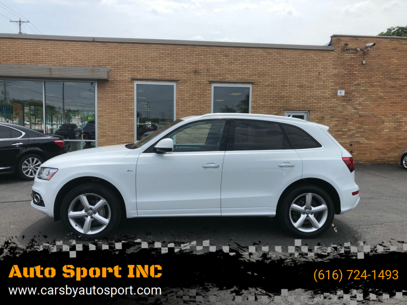 2017 Audi Q5 for sale at Auto Sport INC in Grand Rapids MI