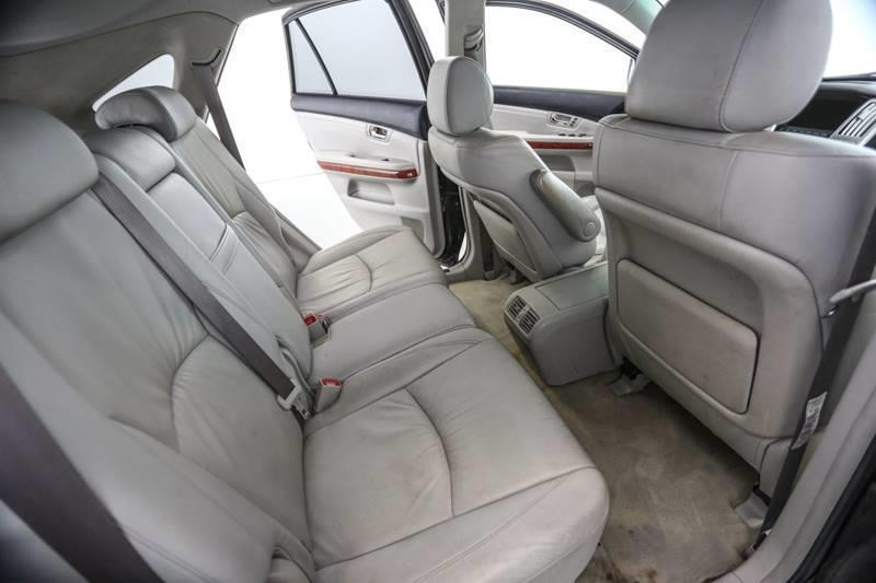 2004 Lexus RX 330 AWD 4dr SUV - Grand Rapids MI