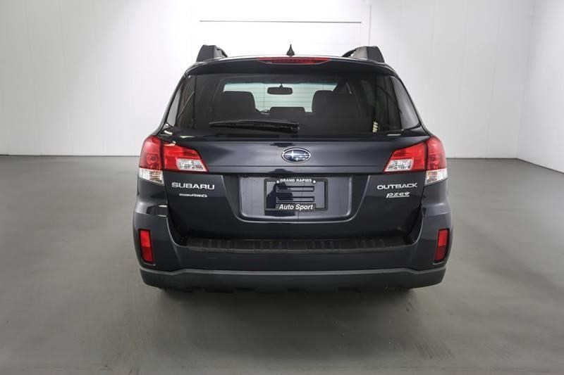 2012 Subaru Outback AWD 2.5i Limited 4dr Wagon CVT - Grand Rapids MI