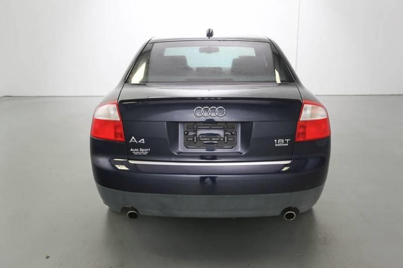 2004 Audi A4 AWD 1.8T quattro 4dr Sedan - Grand Rapids MI