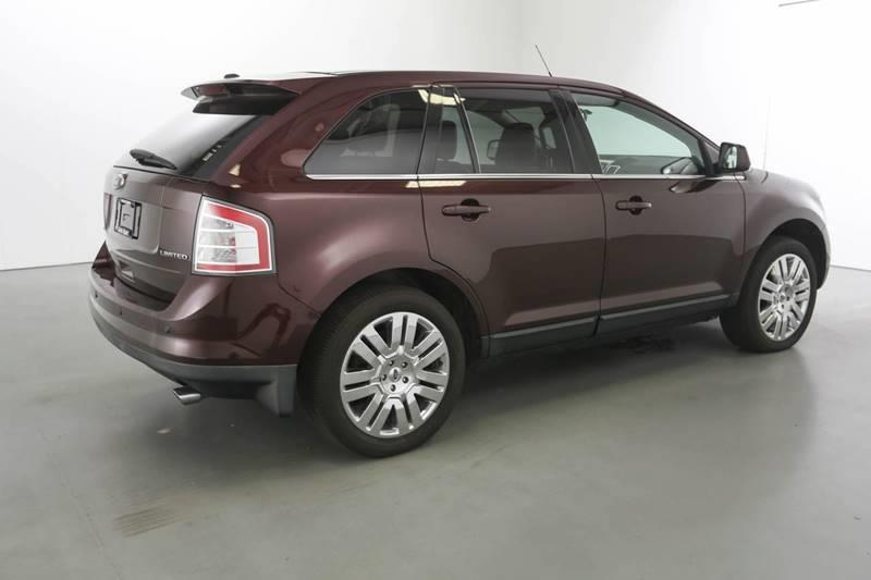 2009 Ford Edge Limited 4dr Crossover - Grand Rapids MI