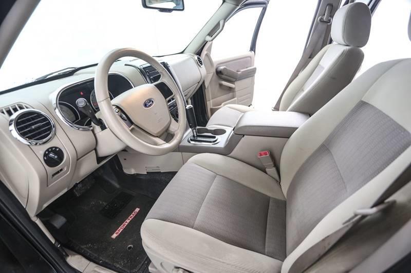 2007 Ford Explorer Sport Trac XLT 4dr Crew Cab 4WD V6 - Grand Rapids MI
