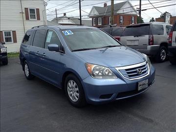 2008 Honda Odyssey for sale in Hanover, PA