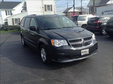 2012 Dodge Grand Caravan for sale in Hanover, PA