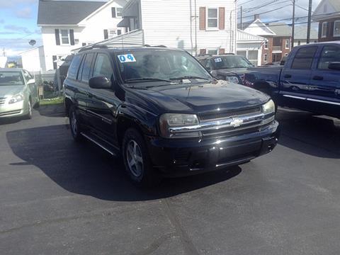 2004 Chevrolet TrailBlazer for sale in Hanover, PA