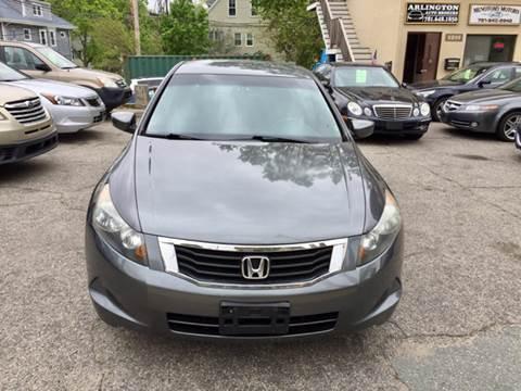 2008 Honda Accord for sale in Arlington, MA