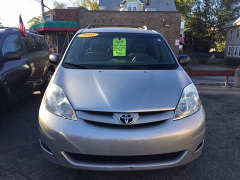 2008 Toyota Sienna for sale in Arlington, MA