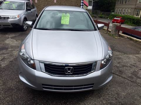 2009 Honda Accord for sale in Arlington, MA