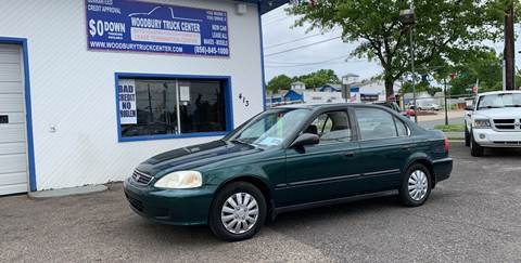 2000 Honda Civic for sale in Woodbury, NJ