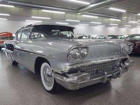 1958 Pontiac Chieftain for sale in Celina, OH