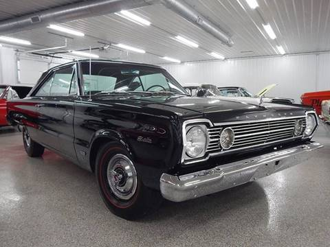 1966 Plymouth Satellite for sale in Celina, OH
