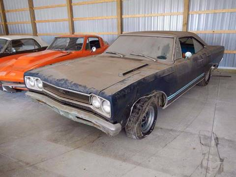 1968 Plymouth GTX for sale in Celina, OH