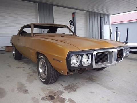 1969 Pontiac Firebird for sale in Celina, OH