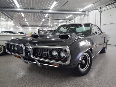 1970 Dodge Coronet for sale at Custom Rods and Muscle in Celina OH