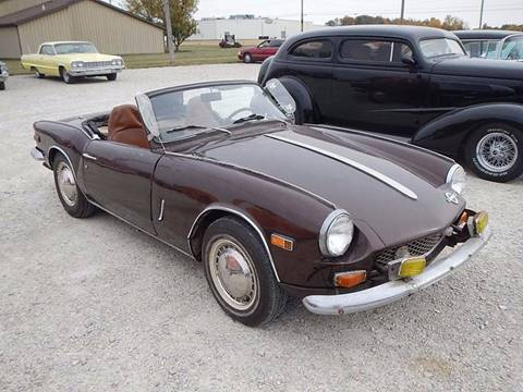1970 Triumph Spitfire for sale in Celina, OH