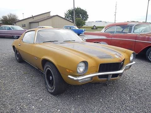 1971 Chevrolet Camaro for sale in Celina, OH