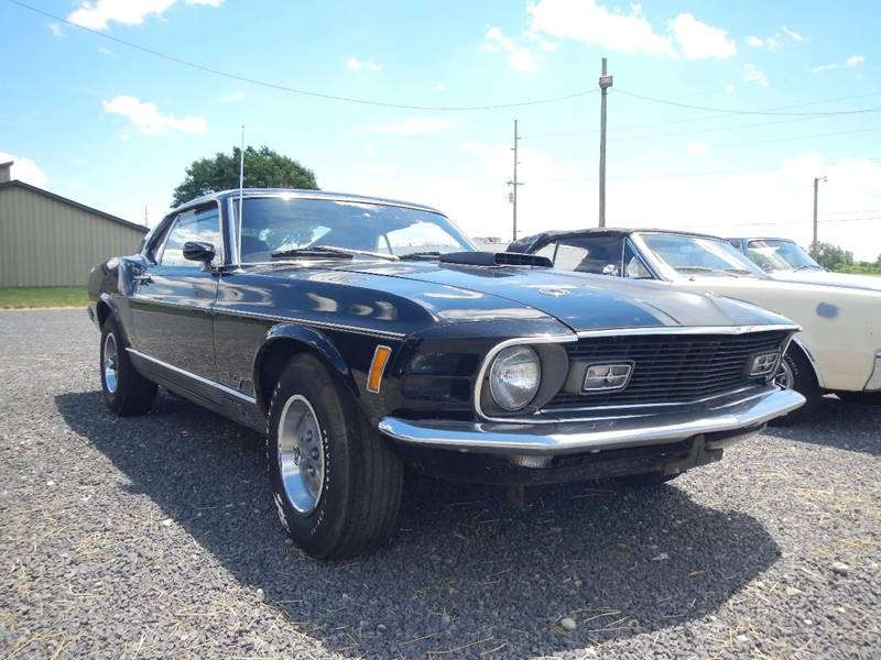 1970 ford mustang in celina oh custom rods and muscle 1970 ford mustang celina oh sciox Gallery