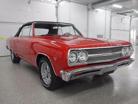 1965 Chevrolet Malibu for sale in Celina, OH