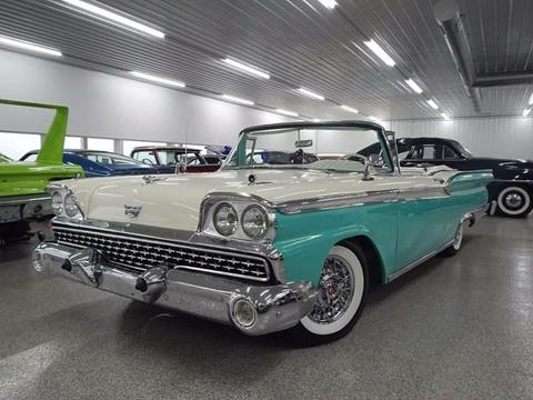 1959 Ford Galaxie 500 for sale in Celina, OH