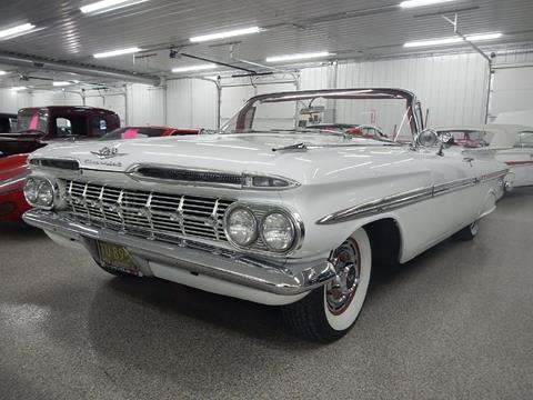 1959 Chevrolet Impala For Sale In New Mexico Carsforsale