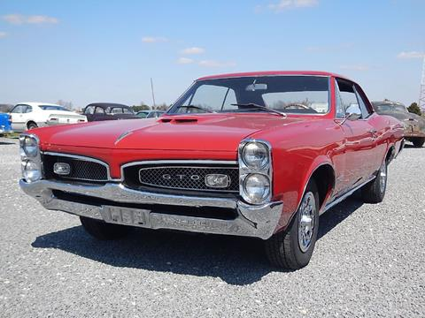 1966 Pontiac GTO for sale in Celina, OH