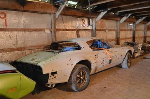 1977 Pontiac Firebird for sale in Celina, OH