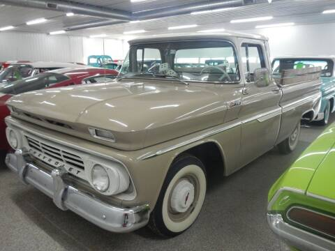 1962 Chevrolet C/K 10 Series for sale at Custom Rods and Muscle in Celina OH