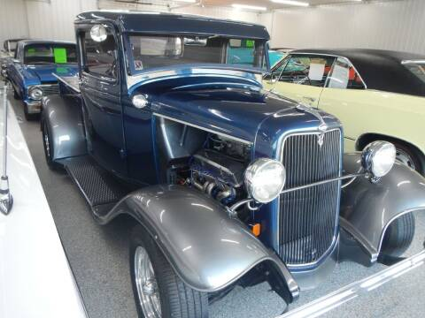 1934 Ford Model A for sale at Custom Rods and Muscle in Celina OH