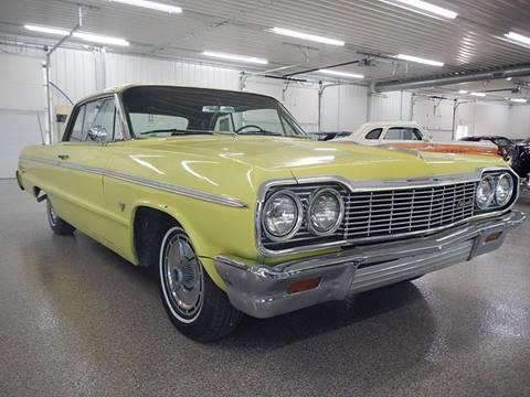 1964 Chevrolet Impala for sale in Celina, OH