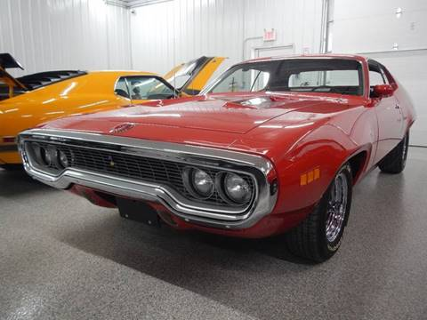 1971 Plymouth Roadrunner for sale in Celina, OH