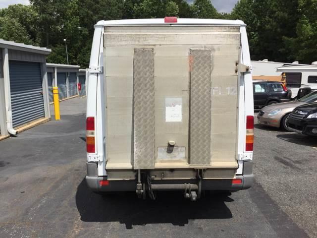 2006 Dodge Sprinter Cargo 3500 140 WB 3dr Extended Cargo Van DRW - Acworth GA