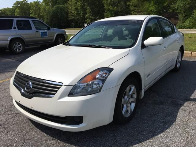 2008 Nissan Altima Hybrid 4dr Sedan - Acworth GA