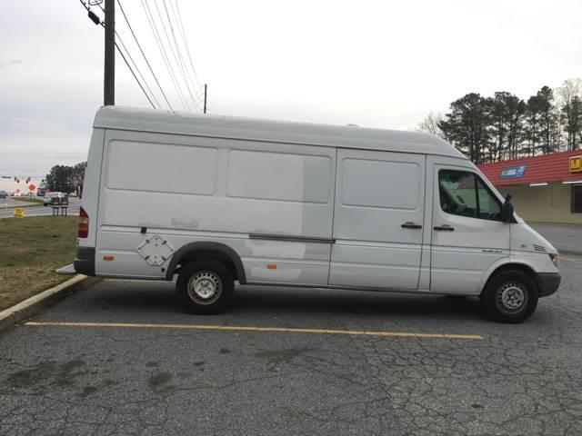 2006 Dodge Sprinter Cargo 2500 High Roof 158 WB 3dr Extended Cargo Van - Acworth GA