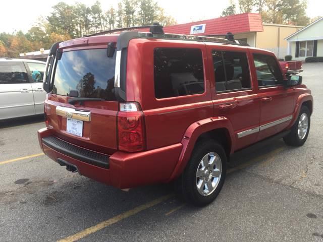 2006 Jeep Commander Limited 4dr SUV - Acworth GA