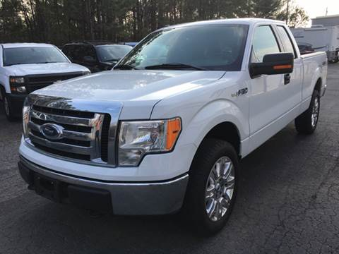 2011 Ford F-150 for sale in Acworth, GA
