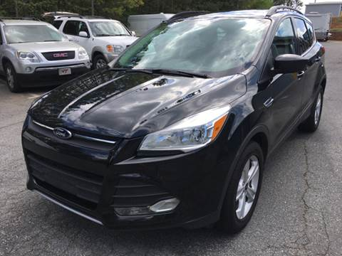 2014 Ford Escape for sale in Acworth, GA
