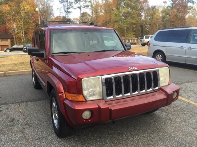 2006 Jeep Commander Limited 4dr SUV - Acworth GA