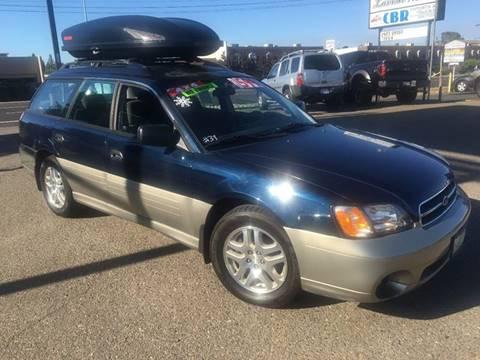 2002 Subaru Outback for sale in Orangevale, CA