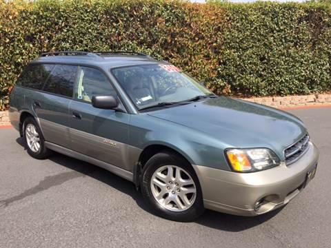 2001 Subaru Outback for sale in Orangevale, CA