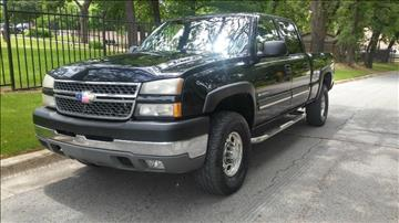 2005 Chevrolet Silverado 2500HD for sale in Fort Worth, TX